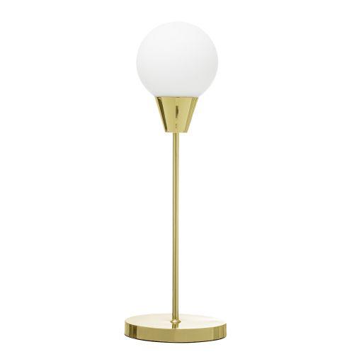 Bloomingville / Stolná lampa Metal Gold