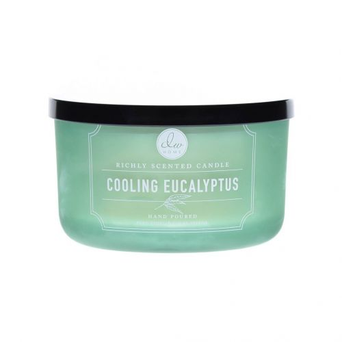 dw HOME / Vonná sviečka v skle Cooling Eucalyptus 390g