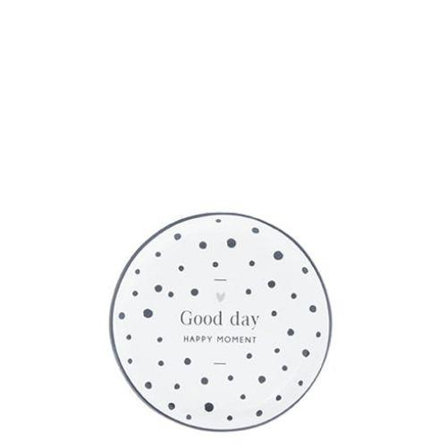 Bastion Collections / Tácka na čajové vrecká Good Day White