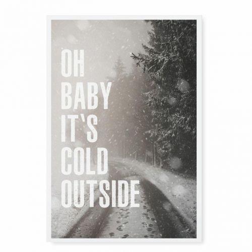 TAFELGUT / Pohľadnica Oh Baby