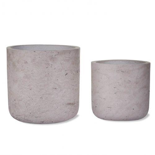 Garden Trading / Cementový obal na kvetináč Stratton