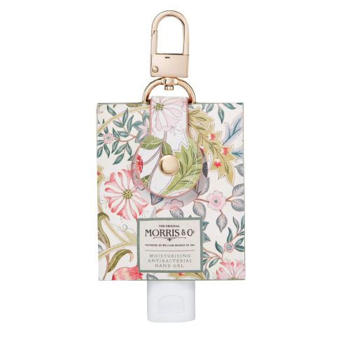MORRIS & Co. / Antibakteriálny gél na ruky v puzdre Jasmine & Green Tea 45 ml