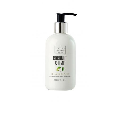 SCOTTISH FINE SOAPS / Tekuté mydlo na ruky Coconut & Lime 300ml
