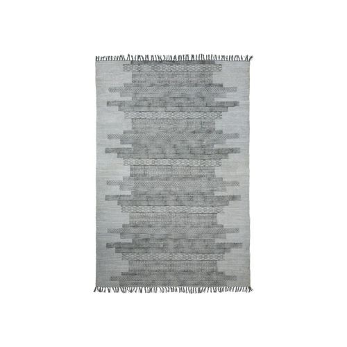 House Doctor / Bavlnený koberec Karma Grey 160x230 cm