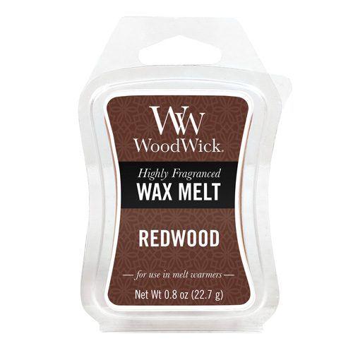 WoodWick / Vosk do aromalampy WoodWick - Redwood 22,7g