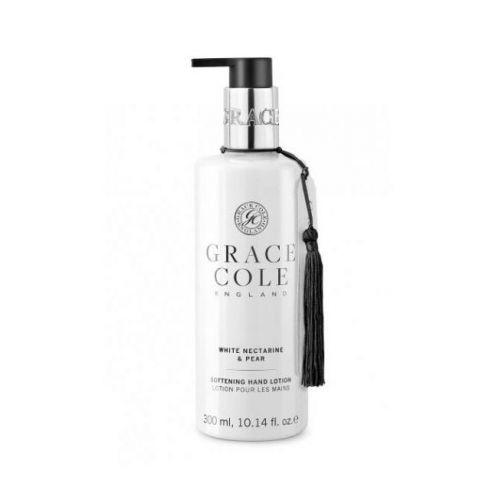 Grace Cole / Mlieko na ruky White Nectarine & Pear 300ml