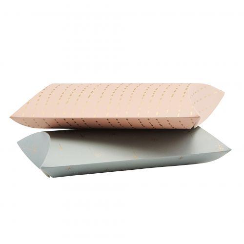 MONOGRAPH / Sada papierových krabičiek Graphical 20cm