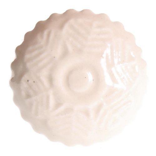 La finesse / Porcelánová úchytka Cream