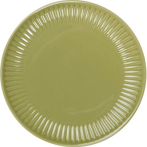 IB LAURSEN / Dezertný tanier Mynte Herbal Green