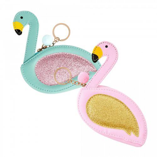 rice / Detská peňaženka Flamingo