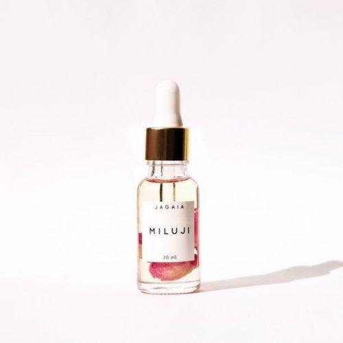 JAGAIA / Pleťový kvetinový olej - Miluji