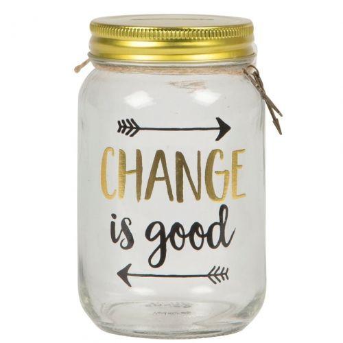 sass & belle / Pokladnička Change Is Good