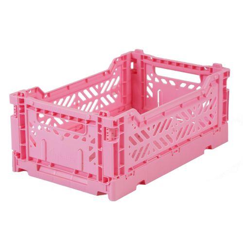 EEF lillemor / Skladacia prepravka Baby Pink – mini