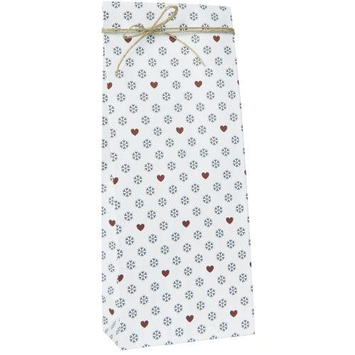 IB LAURSEN / Papírový sáček Snowflake M