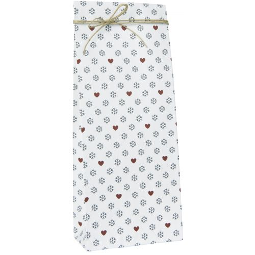 IB LAURSEN / Papierový sáčok Snowflake M