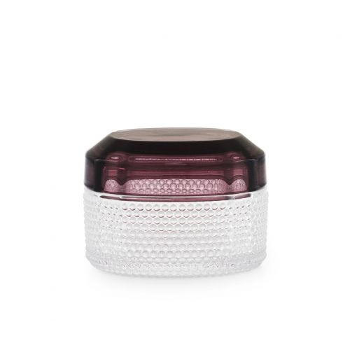 normann COPENHAGEN / Dekoratívna dóza Purple Brilliant S