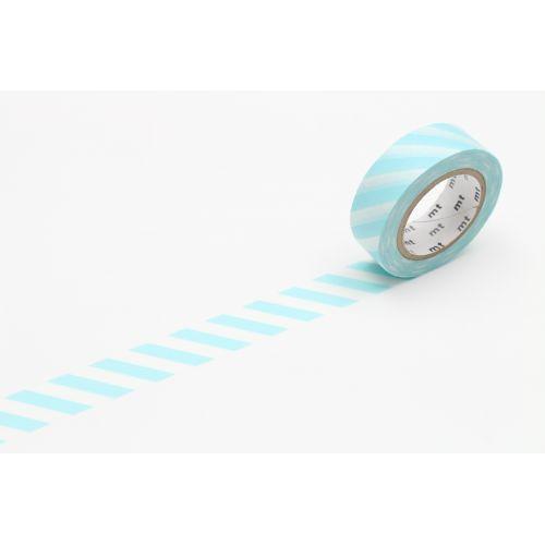 mt / Japonská papierová páska Mint Stripe