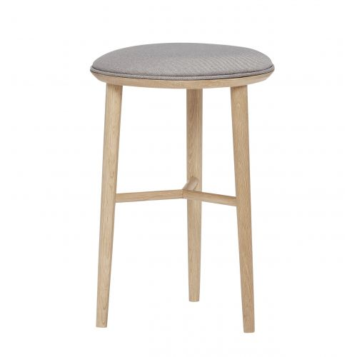 Hübsch / Barová stolička Wood Nature