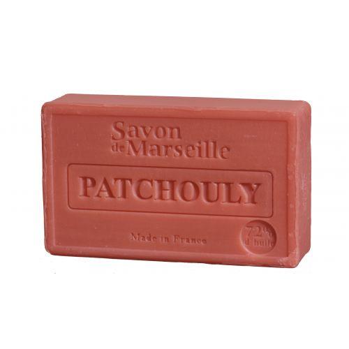 LE CHATELARD / Francúzske mydlo s vôňou pačuli Patchouli 100gr