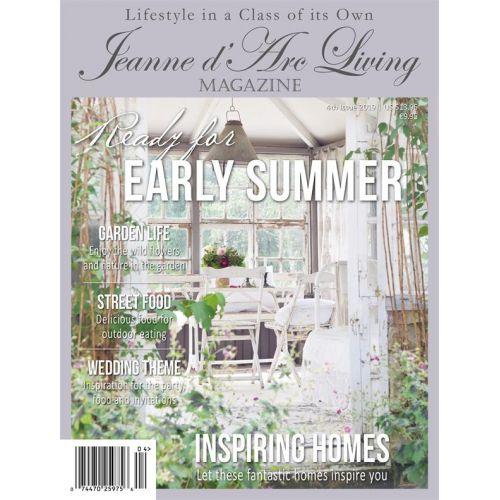 Jeanne d'Arc Living / Časopis Jeanne d'Arc Living 4/2019 - anglická verzia