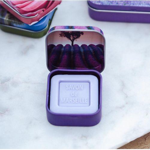 ESPRIT PROVENCE / Mini mydlo v krabičke - Lavande 25g