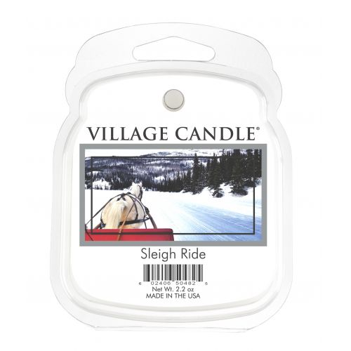 VILLAGE CANDLE / Vosk do aromalampy Sleigh Ride