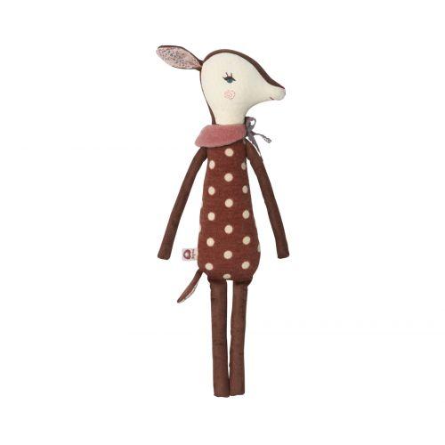 Maileg / Textilný Bambi Sleepy - Wakey - medium