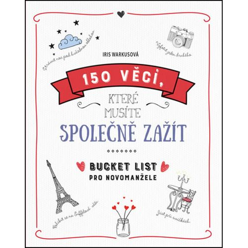 / 150 vecí, ktoré musíte spoločne zažiť - Novomanželský Bucket List