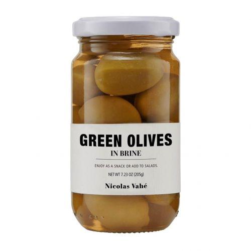 Nicolas Vahé / Zelené olivy v náleve 205 g