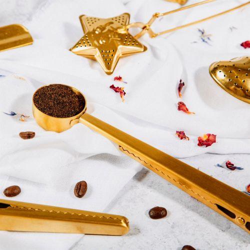 sass & belle / Kovová odmerka so svorkou Gold Brass