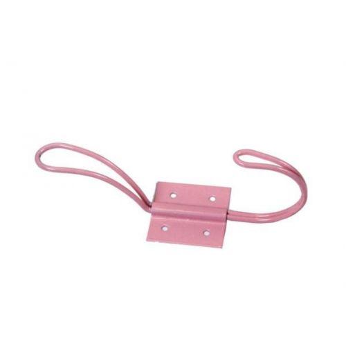 La finesse / Kovový vešiak Pink 13cm