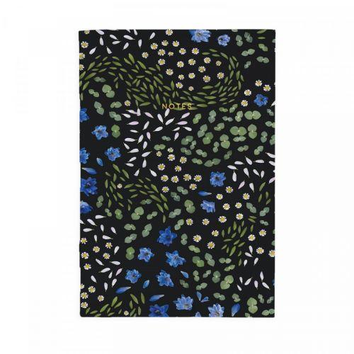 Ohh Deer / Notes Floral Primordia A4