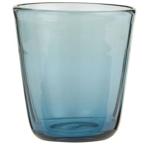 IB LAURSEN / Pohár Glass Blue 180ml