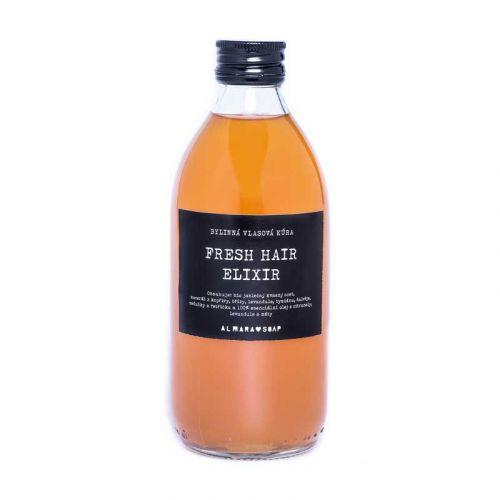 Almara Soap / Bylinkoá vlasová kúra Fresh Hair Elixir 100 ml