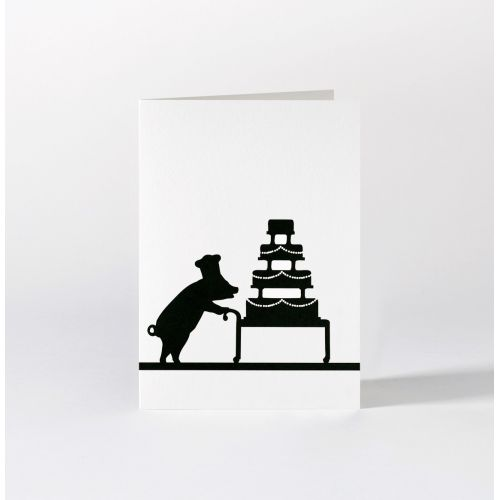 HAM / Darčekové prianie s prasiatkom Cake Baking