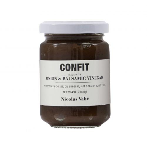 Nicolas Vahé / Konfit z cibule a balzamikového octu 140 g