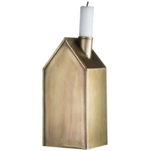 MADAM STOLTZ / Svietnik House copper - väčší