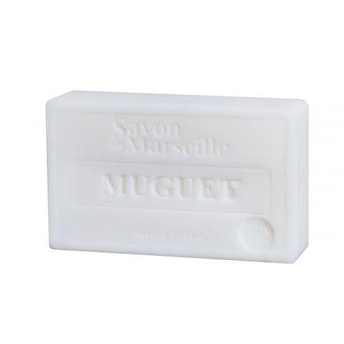 LE CHATELARD / Francouzské mýdlo s vůní konvalinky Muguet 100gr