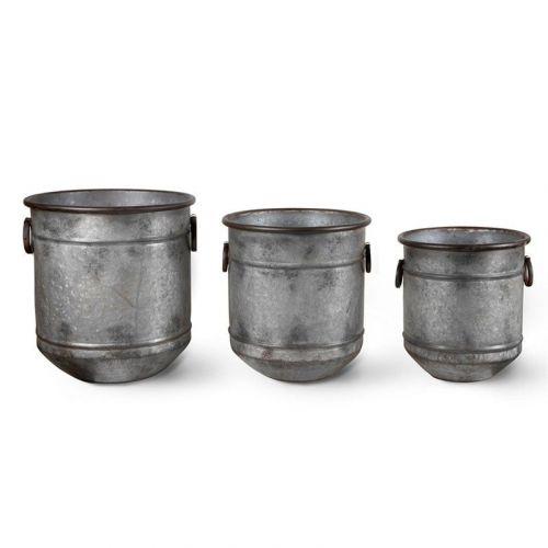 Garden Trading / Plechový kvetináč Malmesbury
