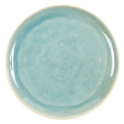 CÔTÉ TABLE / Keramický dezertný tanier Ingrid Turqouis ⌀ 21 cm