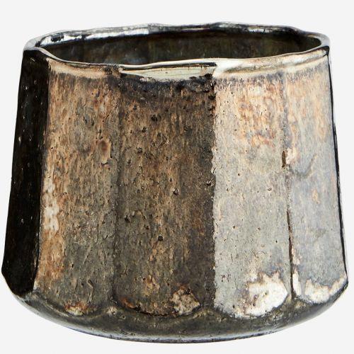 MADAM STOLTZ / Votívny svietnik Silver Oxidised