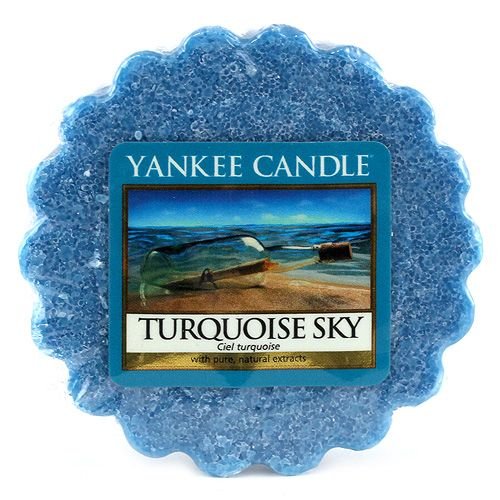 Yankee Candle / Vosk do aromalampy Yankee Candle - Turquoise Sky