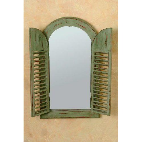 c609f579c Zrkadlo okenice-zelené | Bella Rose