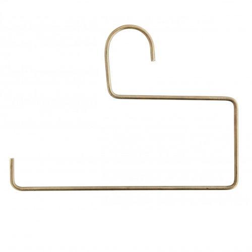 MADAM STOLTZ / Držiak na papierové utierky Antique Brass