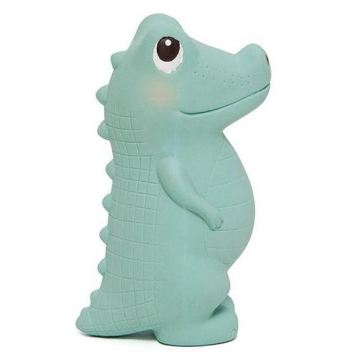 PETIT MONKEY / Detská hrkálka Charlie the Crocodile