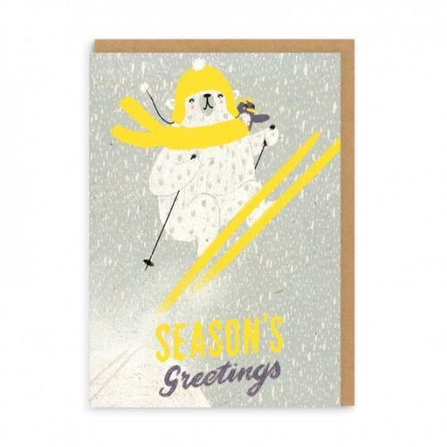 Ohh Deer / Vianočné prianie s obálkou Season A6