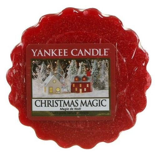 Yankee Candle / Vosk do aromalampy Yankee Candle - Christmas Magic