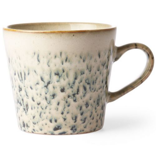 HK living / Keramický hrnček 70's Mug Hail 300 ml