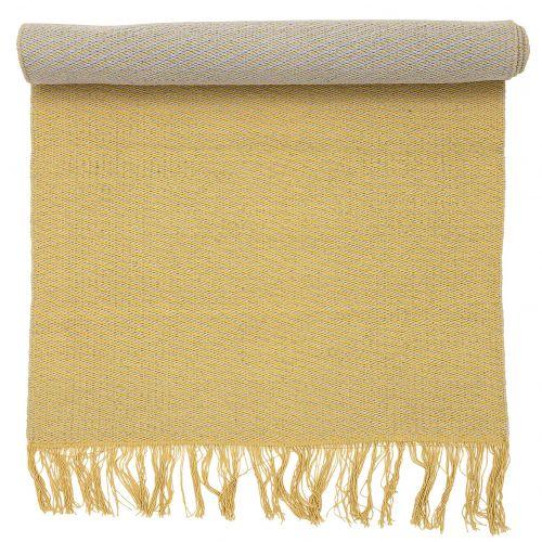 Bloomingville / Bavlnený koberec Yellow Rug