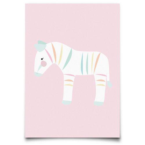 EEF lillemor / Pohľadnica Zebra